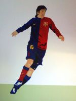 Lionel Messi by Sikorax