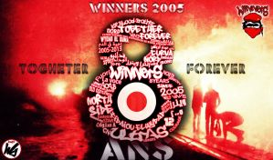 8 Ans Winners 2005 by hichamhcm