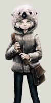 sea Otter jacket by jankjabberwock