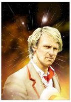 Peter Davison by jlfletch