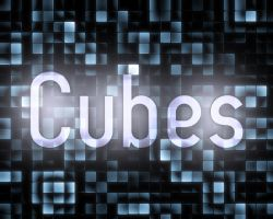 Cubes by mozhgan
