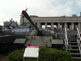 Korean War Memorial: Type 59 by Katamariguy