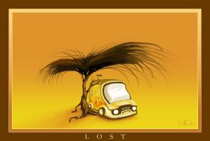 Lost by maxon