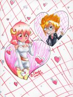 Aries X Leo by Lolly-pop-girl732