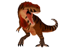 Tyrannosaurus fuck yeah png by ZeWqt