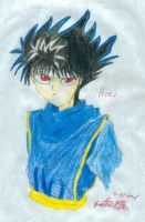 Hiei for Kagome-chan by TimeyWimeyWearables