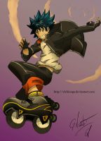 Air Gear by DrawingSpirit2015