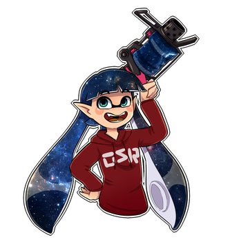 Space Inkling by freyv