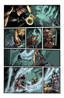 Color portfolio: Thunderbolts N. 159, pag2 by shiprock