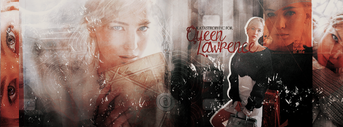 Cover for Queen Lawrence by katastrophyc-s