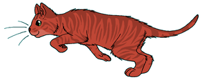ThunderClan - Foxleap by WildpathOfShadowClan