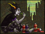 Six Pack of Faygo by Grays0n