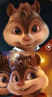 Alvin - Then and Now by Duiker