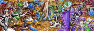 Beast Wars by DarkMirime