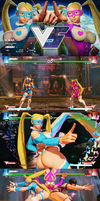 R.Mika Costume Alpha Series 3rd Edition by Dusdeus