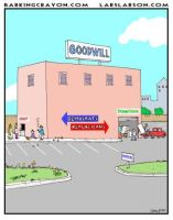 Liberal Goodwill cartoon by Conservatoons