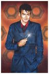 The Tenth Doctor by MJasonReed