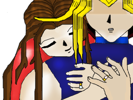 July:I love you Atem by pispispis