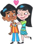 Jacobo and Tasumi in Love by nintendomaximus