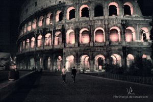 Colosseo by V3Nr3VeNG3