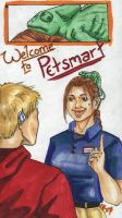 Welcome to Petsmart by SharysAogail