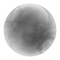 Smoke filled Globe by he4rty