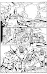 Invasion Epilogue inks by Inker-guy