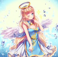 Angel Luci by sasucchi95