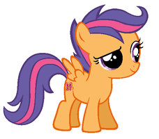 Scootaloo G3 by Durpy