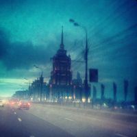 my Moscow by Krasunya