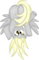 Derpy Hooves Flankylicious by Rayodragon