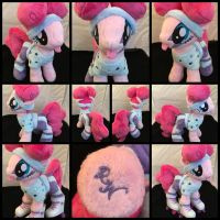 MLP 10 inch Scare Master Pinkie Pie  :Commission: by RubioWolf
