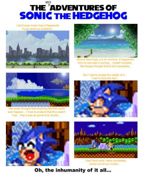 Sonic the... Echidna? - 124 by FallenAngelCam7