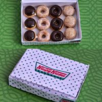 clay krispy kreme donuts by hellocuteness
