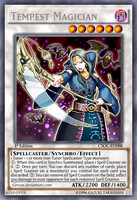 [Series 9 Template]Tempest Magician by grezar