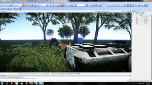 Cryengine 3 custom map 1 by HD5830Gamer