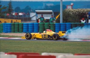 Giancarlo Fisichella (France 1997) by F1-history