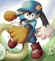 Klonoa by ShadowHunterCIS
