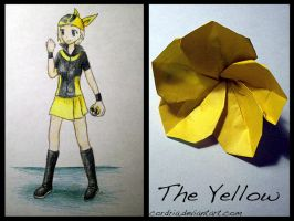 The Yellow by cordria