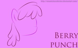 Earth Pony - Berry Punch by Atomickasskicker