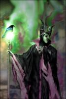 Maleficent by twistedangel0
