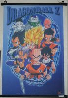 Dragon Ball Z Wallscroll 1 by kikyo4ever