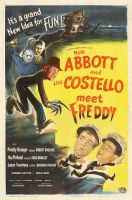 Abbott and Costello meet Freddy by rocketdave