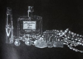 Dior in Pencil by jolieke10