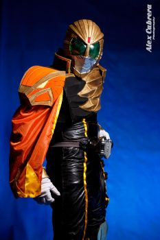 Kamen Rider Cosplay by Magic-Alex-Photo