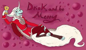Drink and be Merry by two-cue