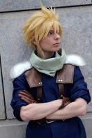 Cloud Strife~ by SerinuCeli