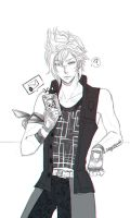 Prompto by nicegal1