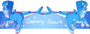Gummy Shark Fareling Adopt Closed by guIIs