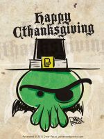 Cthanksgiving by pocza